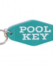 Pool Keychain